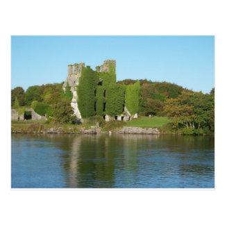 Menlo Castle Postcard
