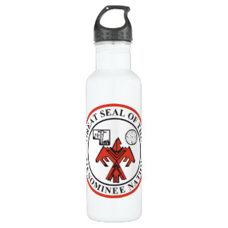 Menominee Seal 710 Ml Water Bottle