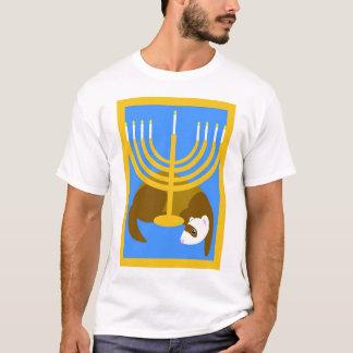 Menorah ferret shirt