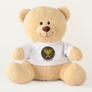 Menorah Flame Teddy Bear