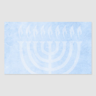 Menorah Glow Hanukkah