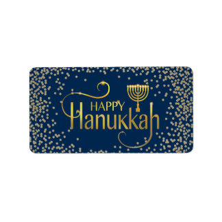 Menorah Happy Hanukkah