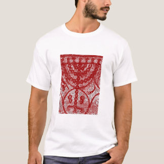 Menorah Mosaic T-Shirt