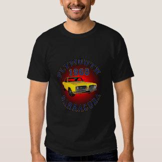 Men's 1968 Plymouth Barracuda Shirts