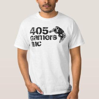 Mens 405 Gamers Inc T-Shirt