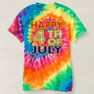 Men's 4th of July T-shirt