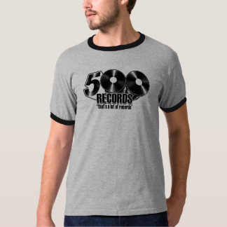 Men's 500 Logo (ringer) T-Shirt