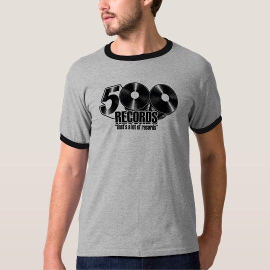 Men's 500 Logo (ringer) T-Shirt
