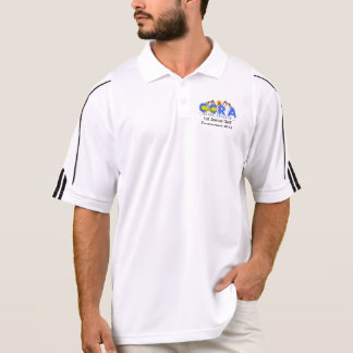 Men's Adidas Golf ClimaLite® Polo Shirt, White