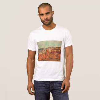 "Men's Alternative Crew Neck Tee Shirt ""Sedona"""