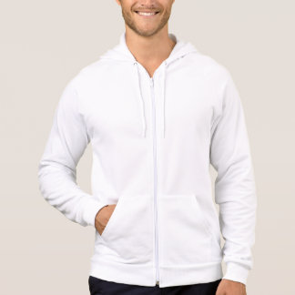 Men's American Apparel California Fleece Hoodie