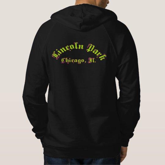 Men's American Apparel Hoodie Sweatshirt