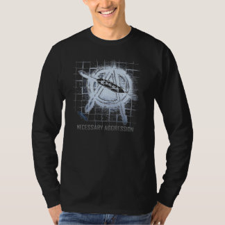 Men's American Apparel Long Sleeve (Fitted) T-Shirt