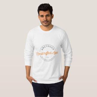 Men's American Apparel long sleeve w/ Hand Craft T-Shirt