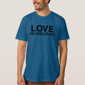 Men's American Apparel Organic T-Shirt - Love R.