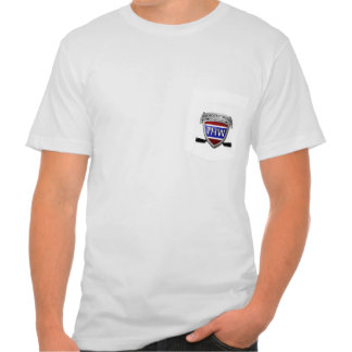 Men's American Apparel Pocket T-Shirt (THW)