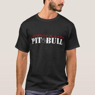 Men's American Pit Bull Shirt - Punish the Deed
