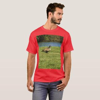 Men's animal t-shirt