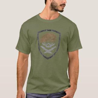 Men's Army Rangers Skull Shirt