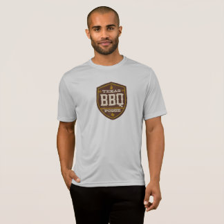 Men's Athletic T-Shrit - Texas BBQ Posse Logo T-Shirt