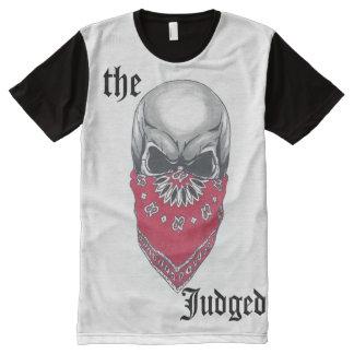 Men's Banadana Skull All-Over Print T-Shirt