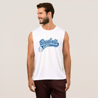Men's baseball league tank top