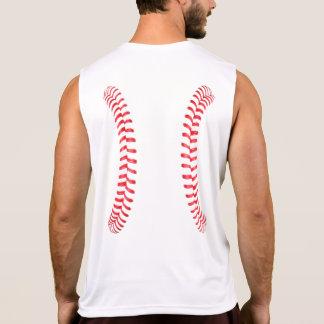 Men's Baseball Seams Practice/Workout Tanktop