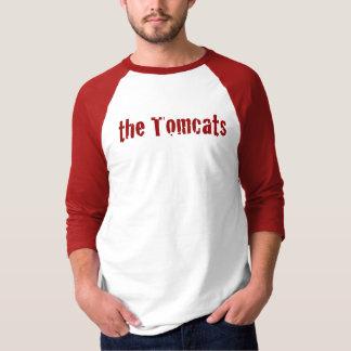 Men's Baseball Shirts 1 - Crimson Lettering