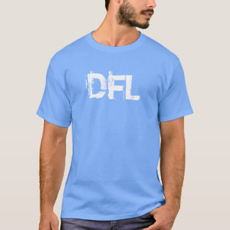 Men's Basic Carolina blue color T-shirt