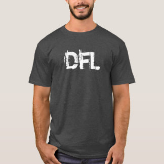 Men's Basic Charcoal Heather color T-shirt