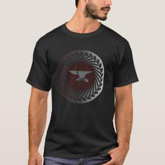 Men's Basic Dark T-Shirt - ANVIL & HAMMERS