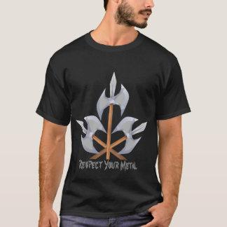 Men's Basic Dark T-Shirt custom print