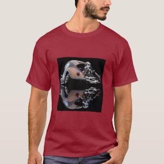 Men's Basic Dark T-Shirt Old Beetle