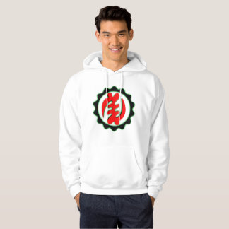 Men's Basic Hooded Sweatshirt Hoodie