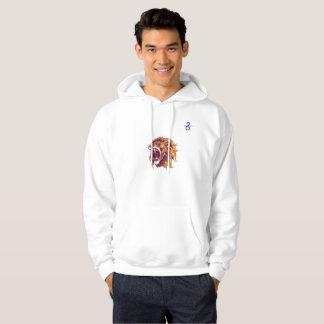 Men's Basic Hooded Sweatshirt loin