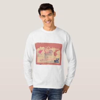 Men's BASIC long sleeve T shirt