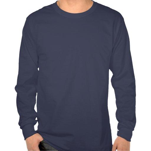 Men S Basic Long Sleeve T Shirt Navy Blue