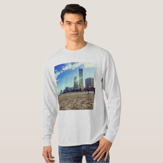 Men's Basic Long Sleeve t shirt. T-Shirt