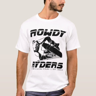 Mens Basic Rowdy Tee
