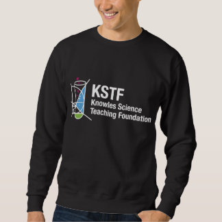 Men's Basic Sweatshirt, Black - KSTF Sweatshirt