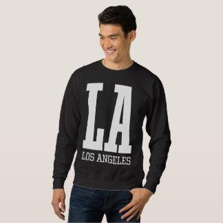 Men's Basic Sweatshirt LA Los Angeles Athletics