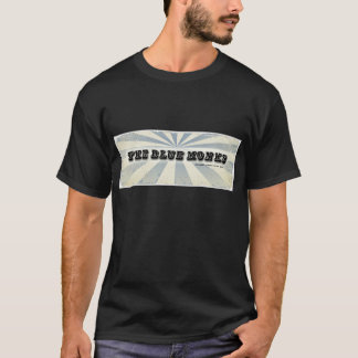 Men's basic t-shirt (black, reunion edition)