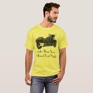 Men's Basic T-Shirt - Louder Last Night