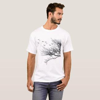 Mens Basic T shirt Trees