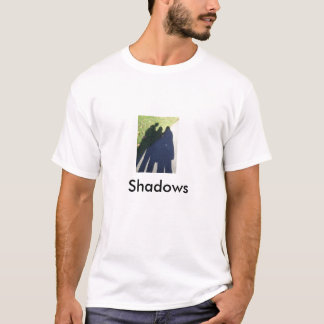 Men's Basic T-shirt w/shadows