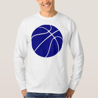 Mens Basketball Long Sleeve Shirt