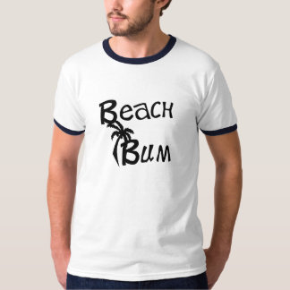 Mens Beach Bum T-Shirt