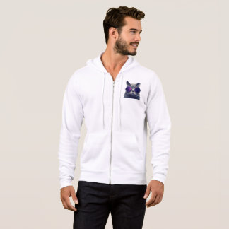 Men's Bella+Canvas Full-Zip Hoodie