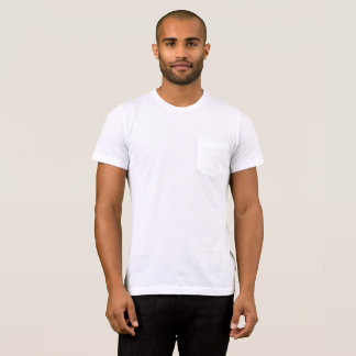 Men's Bella+Canvas Pocket T-Shirt