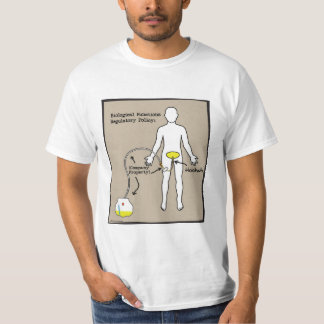 Mens bio functions T-Shirt